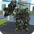 X变形直升机