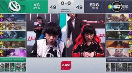 2019LPL春季赛:EDG vs VG视频回顾
