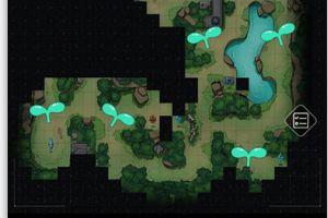 《跨越星弧》战栗之森地图攻略