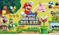 腾讯Nintendo Switch《新 超级马力欧兄弟U 豪华版》将于12月10日发售