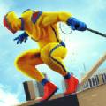 超级绳索英雄大城市安卓版