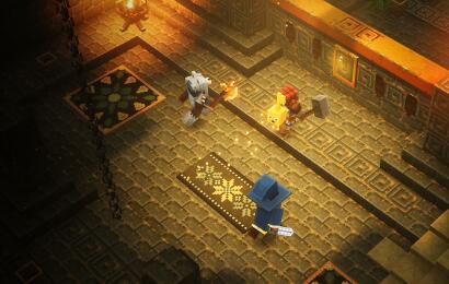 《我的世界:地下城》Win10版将更新官方中文 主机版制作中
