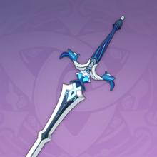 《原神》祭礼剑图鉴