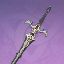 《原神》宗室长剑图鉴