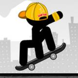 火柴人滑板特技手机版
