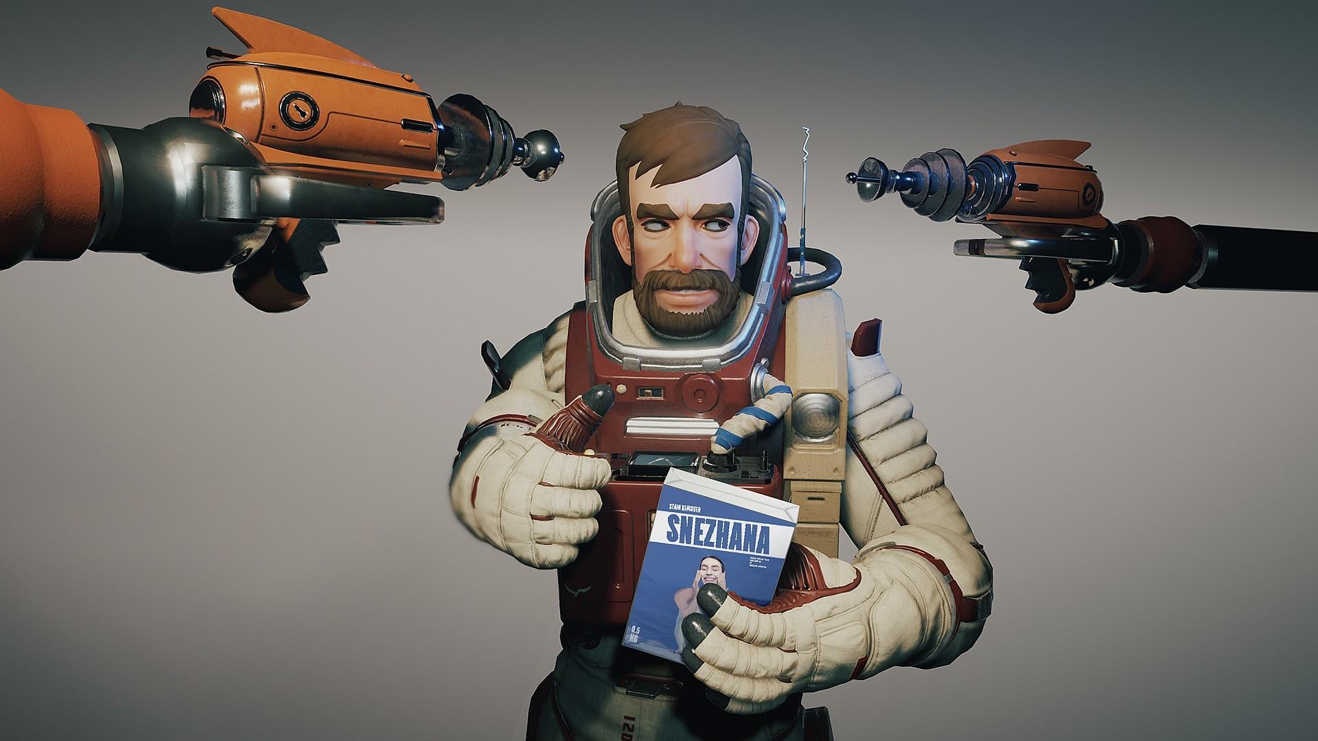 太空生存冒险游戏《呼吸边缘》1.0正式版发布