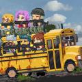 僵尸巴士合并游戏